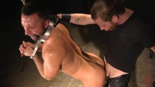 Colby Tucker is Used and Manhandled by Sebastian Keys