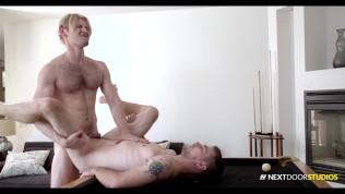 Viking Hunk Takes Dick Like A Professional – NextDoorStudios