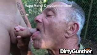 Soiled Gunther Pounded by Sexy Stud