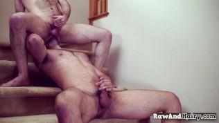attractive kinky homos dicksucking and massive rump railing